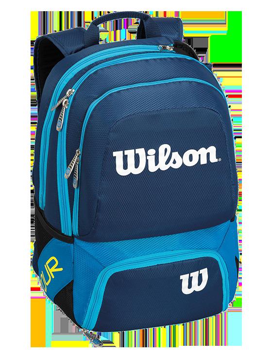 Рюкзак Wilson Tour V Backpack Medium (Синий)