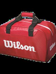 Сумка для обуви Wilson Duffel Bag (Красный)