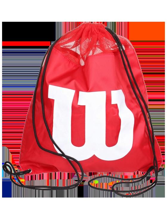 Сумка для обуви Wilson Cinch Bag (Красный)