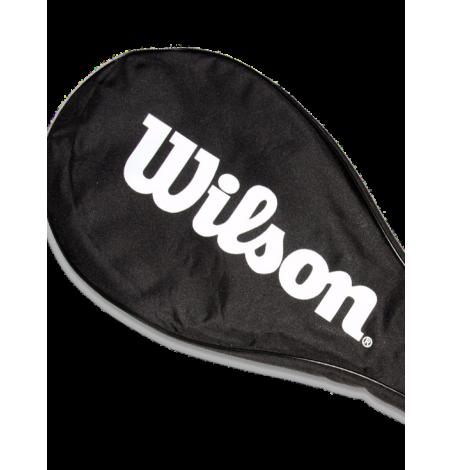 Чехол Wilson для ракеток узкий (Черный)