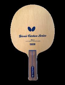 Ракетка для настольного тенниса сборная Butterfly Gionis Carbon ALL+ AN накладки Tenergy 05 FX