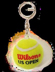 Брелок Wilson Bowl теннисный мяч