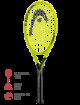 Ракетка для тенниса Head Graphene 360 Extreme S