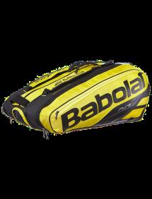 Сумка Babolat Pure Aero x12 (Желтый/Черный 191)
