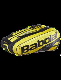 Сумка Babolat Pure Aero x9 (Желтый/Черный 191)