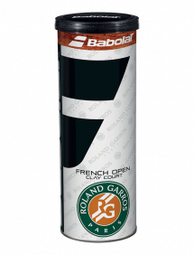 Теннисные мячи Babolat French Open Clay Court x3
