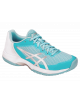 Кроссовки женские Asics Gel-Court Speed (Porcelain Blue/Silver/White)