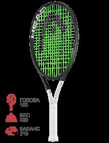 Ракетка для тенниса Head Graphene 360 Speed Junior 25