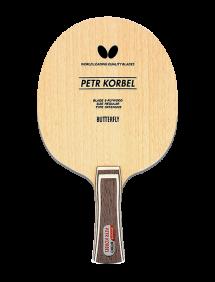 Ракетка для настольного тенниса сборная Butterfly Petr Korbel, накладки Tenergy 05