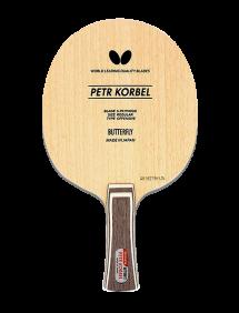 Ракетка для настольного тенниса сборная Butterfly Petr Korbel Japan, накладки Tenergy 05