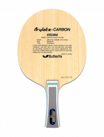 Ракетка для настольного тенниса сборная Butterfly Viscaria, накладки Tenergy 05