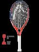 Ракетка для тенниса Head Radical 21 2018