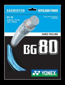 Струны для бадминтона Yonex BG80 10m