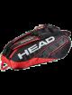 Сумка Head Tour Team 9R Supercombi (Черный/Красный)