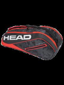 Сумка Head Tour Team 6R Combi (Черный/Красный)