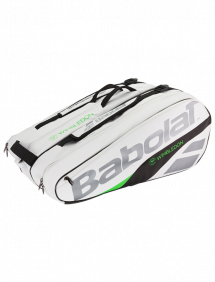 Сумка Babolat Pure x12 Wimbledon (Белый)