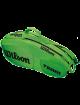 Сумка Wilson Team III 6R (Зеленый/Черный)