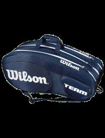 Сумка Wilson Team III 12R (Синий/Белый)