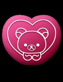 Виброгаситель  Panda Heart