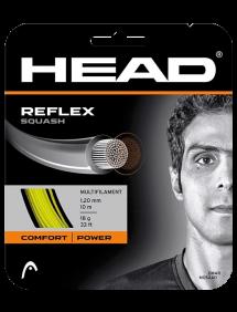 Струны для сквоша Head Reflex Squash 10m