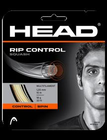 Струны для сквоша Head Rip Control Squash 10m