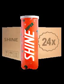 Теннисные мячи Shine Super 72 (24x3)
