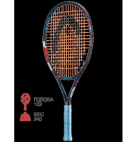 Ракетка для тенниса Head Novak 25 2018