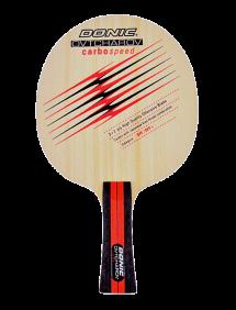 Ракетка для настольного тенниса сборная Donic Ovtcharov Carbospeed, накладки Bluefire M1